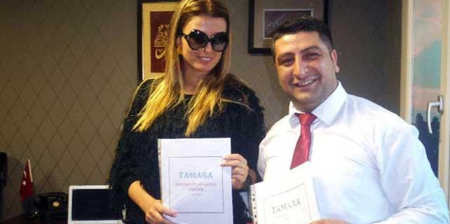 Tuğba Özay, Ermeni kızı olmaya hazırlanıyor