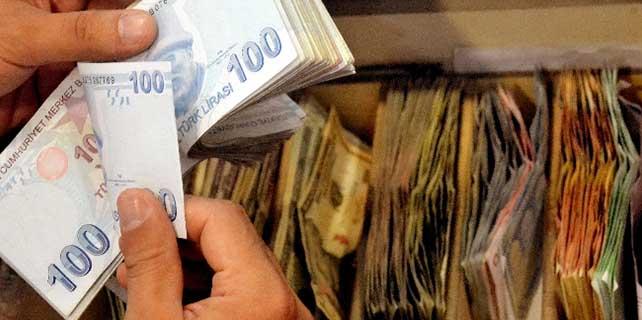 Türkiye en az borcu olan 10 ülke arasında