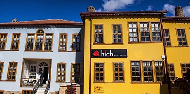 Türkiye'nin en romantik oteli Konya'dan seçildi