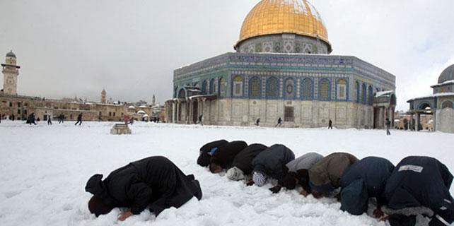 Umre ibadeti Kudüs'ten başlayacak