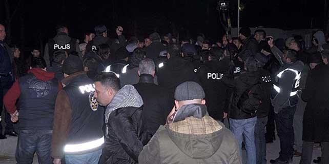 Ege Üniversitesindeki olaylarla ilgili 6 gözaltı