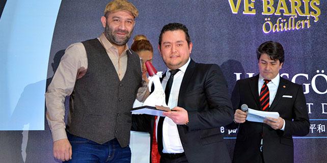 Yılın Lezzet ödülü Cemo Restorana