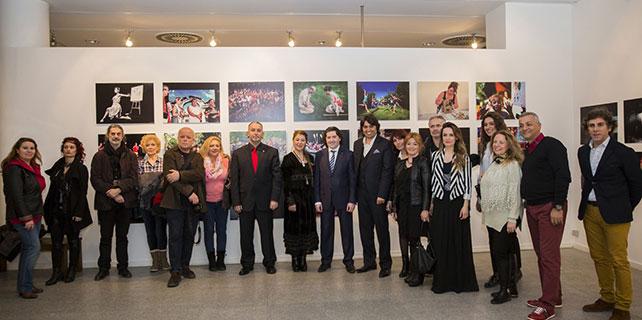 20 ülkeden sanatçı Torosları İstanbul'a taşıdı