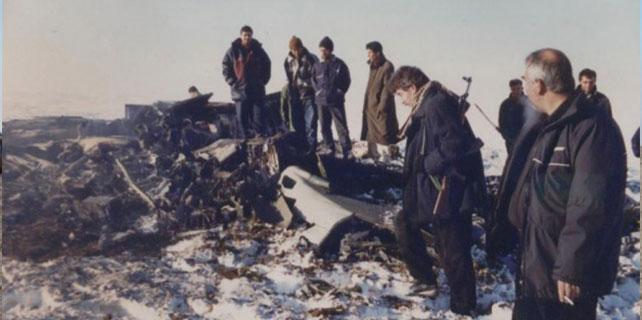 2002'den bugüne tabut uçak F-4 kazaları
