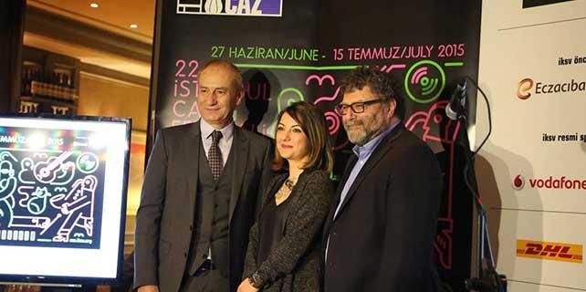 22. İstanbul Caz Festivali, 27 Haziran'da başlayacak