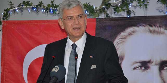 AB Bakanı ve Başmüzakereci Bozkır Kırklareli'nde