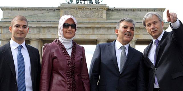 Abdullah Gül, Bursa'dan gelin alıyor