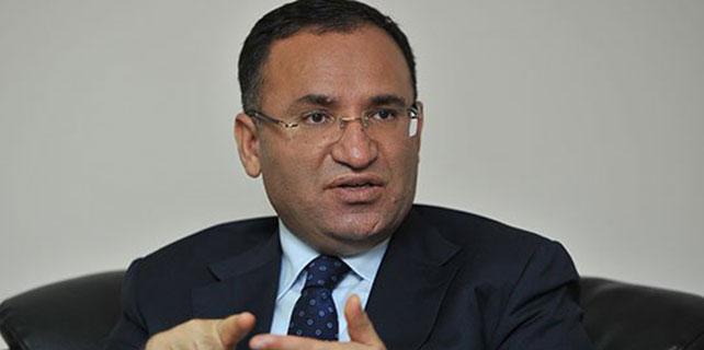 Adalet Bakanı Bekir Bozdağ istifa etti
