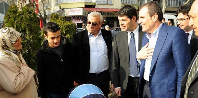 AK Parti Grup Başkanvekili Ünal, Kahramanmaraş'ta
