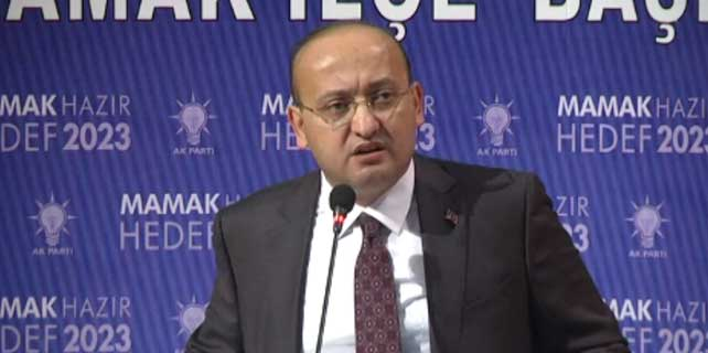 AK Parti Mamak İlçe Danışma Toplantısı