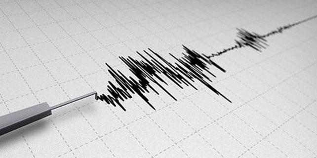 Akdeniz'de 3 ayrı deprem