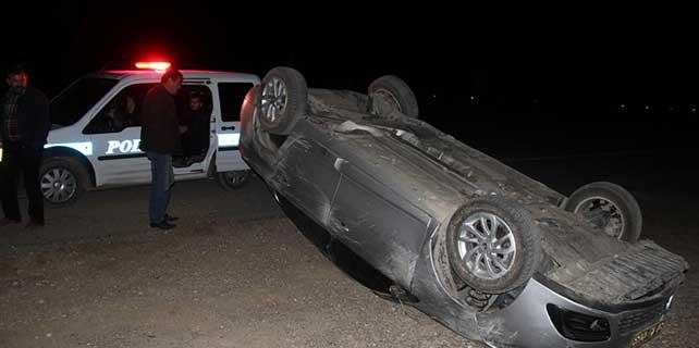 Akıncılar Belediye Başkanı Şen, trafik kazasında yaralandı