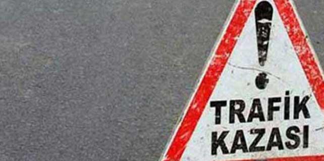 Akıncılar'da trafik kazası: 3 yaralı