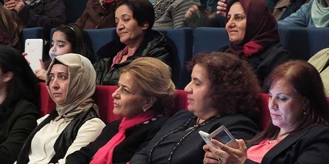 Akyurt'ta Dünya Kadınlar Günü kutlandı