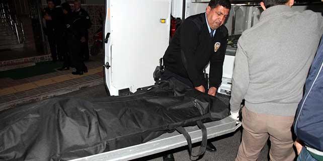 Antalya'da cinayet ve intihar iddiası