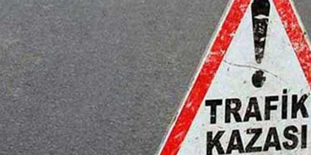 Antalya'da kamyonet şarampole devrildi: 1 ölü