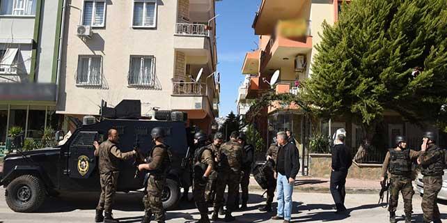Antalya'da rehin alma iddiası