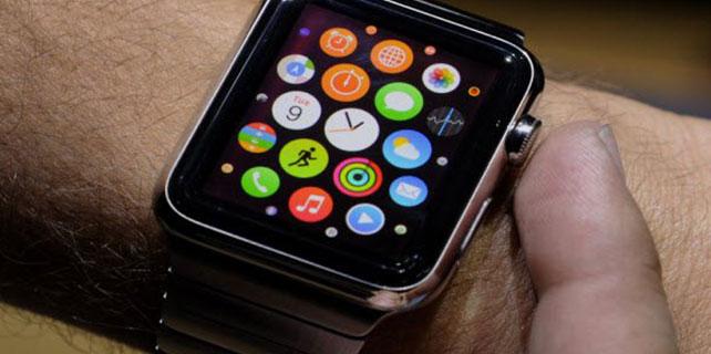 Apple Watch bu akşam geliyor