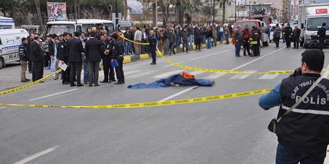 Aydın'da otomobilin çarptığı yaya öldü