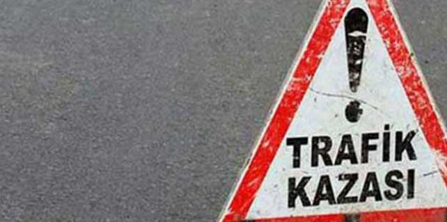 Aydın'da otomobiller çarpıştı: 3 yaralı