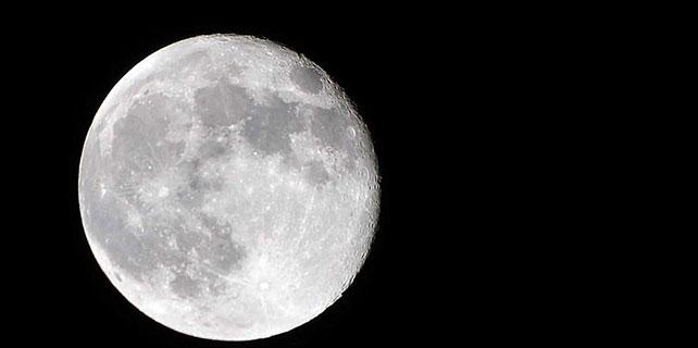 Ay'ın yüzeyinde yeni bir krater keşfedildi