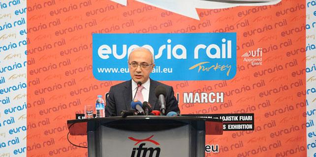Bakan Elvan, Habur'a uzanacak hızlı tren hattının yapım tarihini açıkladı