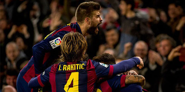 Barcelona ve Athletic Bilbao finalde
