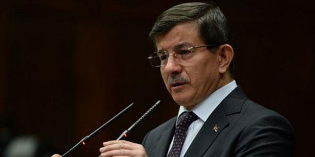 Başbakan Davutoğlu programlarını iptal etti