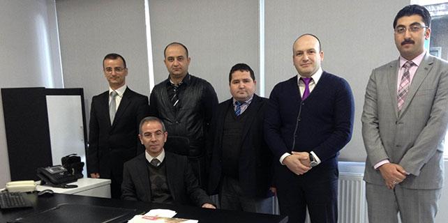 Basın İlan kurumu Konya şubesi yeni yerinde
