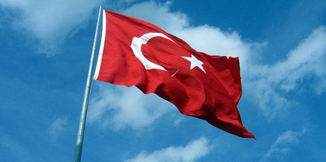 Batman'da Türk bayrağını indirip yakmaya çalıştılar