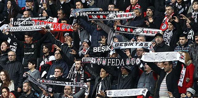 Beşiktaş'a ceza!