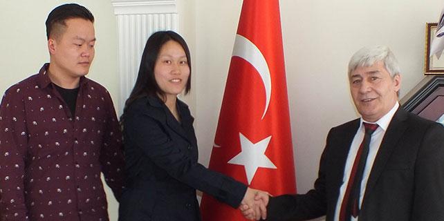 Beyşehir OSB'de Türk Ve Çin ortak yatırımı