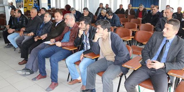 Beyşehir'de iş sağlığı ve güvenliği eğitimi