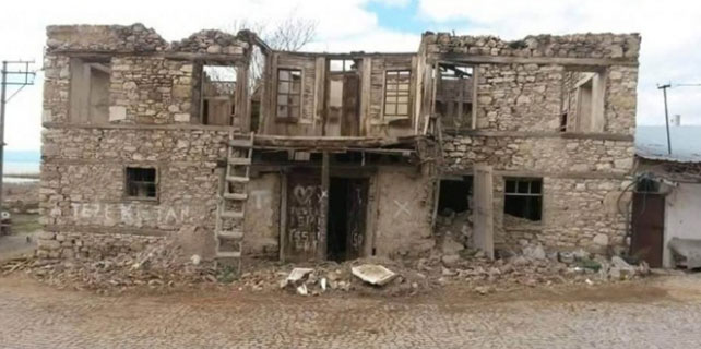 Beyşehir'de Tescilli Yapılar Restore Ediliyor