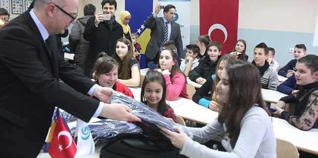 Bosna Hersek'te Türkçe ilgisi