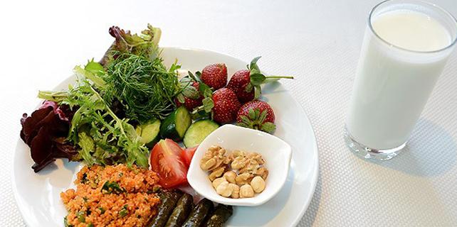 Bu diyet Alzheimer riskini azaltabilir