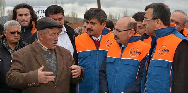 "Burdur'da iki köy ""deprem köyü"" ilan edildi"