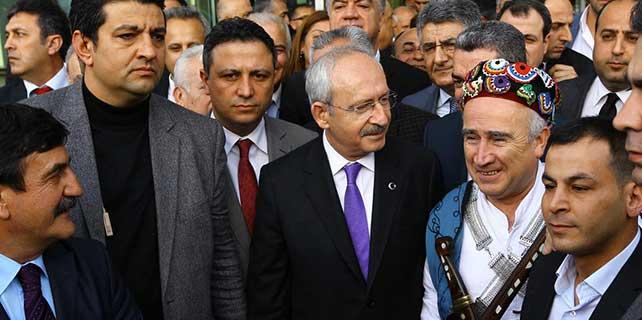 CHP Genel Başkanı Kılıçdaroğlu, İzmir'de