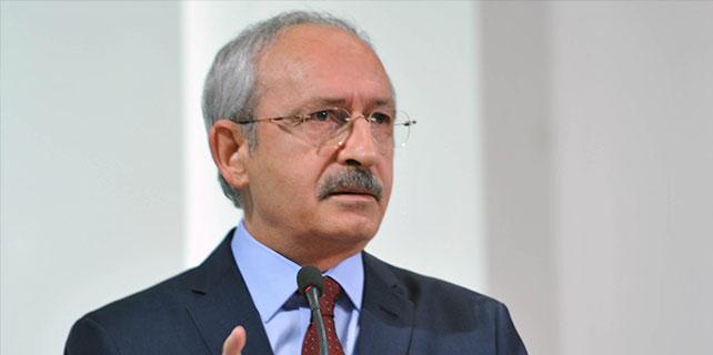 CHP lideri Kılıçdaroğlu, İzmir'den aday olacak