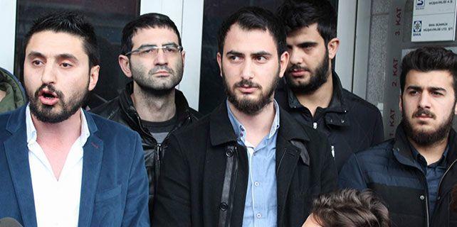 CHP'li gençler eylemlerini sürdürüyor