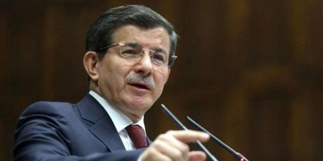 Davutoğlu grup toplantısında 2 müjde verdi