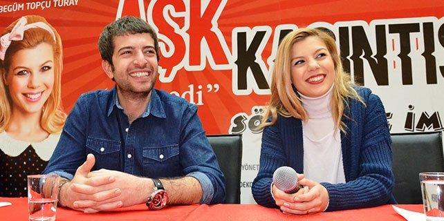 Deniz Yıldızı Oyuncularına Malatya'da yoğun ilgi