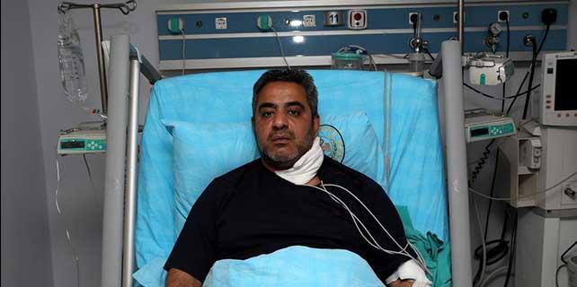 Diyarbakır'daki doktora bıçaklı saldırı