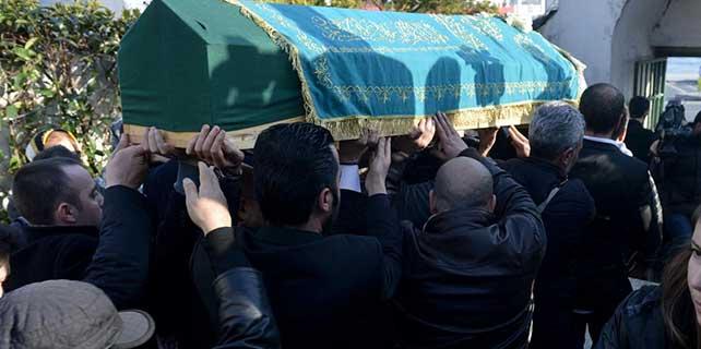 Diyetisyen Kahvecioğlu, son yolculuğuna uğurlanıyor