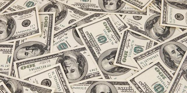 Dolar 2.60'ı gördü