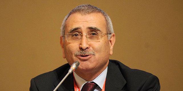 Durmuş Yılmaz MHP'den milletvekili aday adayı oldu
