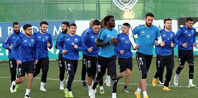 Erciyesspor'da Bursaspor mesaisi