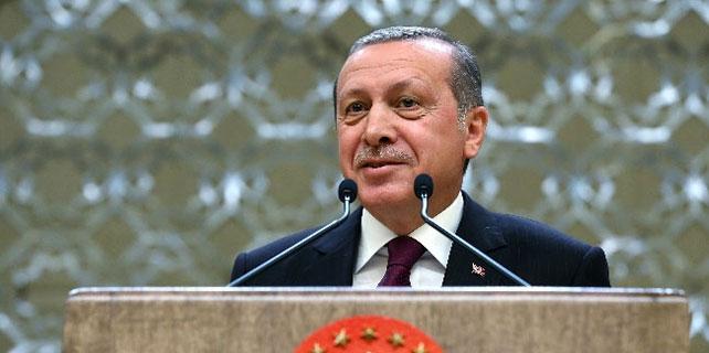 Erdoğan: 'Hâlâ Gezi rüyası görenler var'