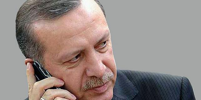 Erdoğan uçak kazasının ardından Orgeneral Özel'i aradı