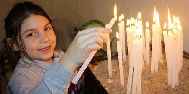 Ermeniler, Hatay'da 'isim günü' ayininde buluştu